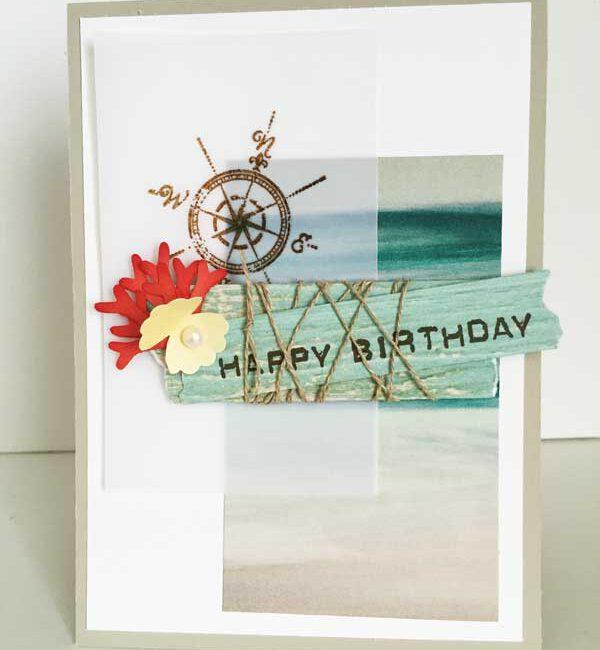 Maritimer Geburtstag