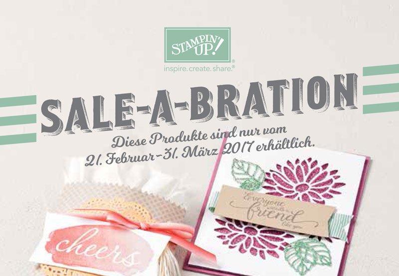 Neue Sale-A-Bration Produkte