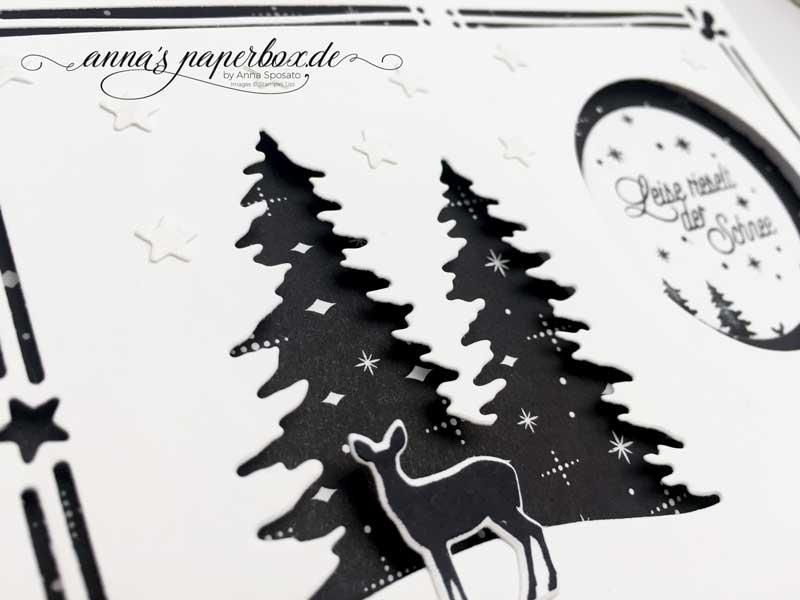 Wie ein Weihnachtslied und ein Sneak