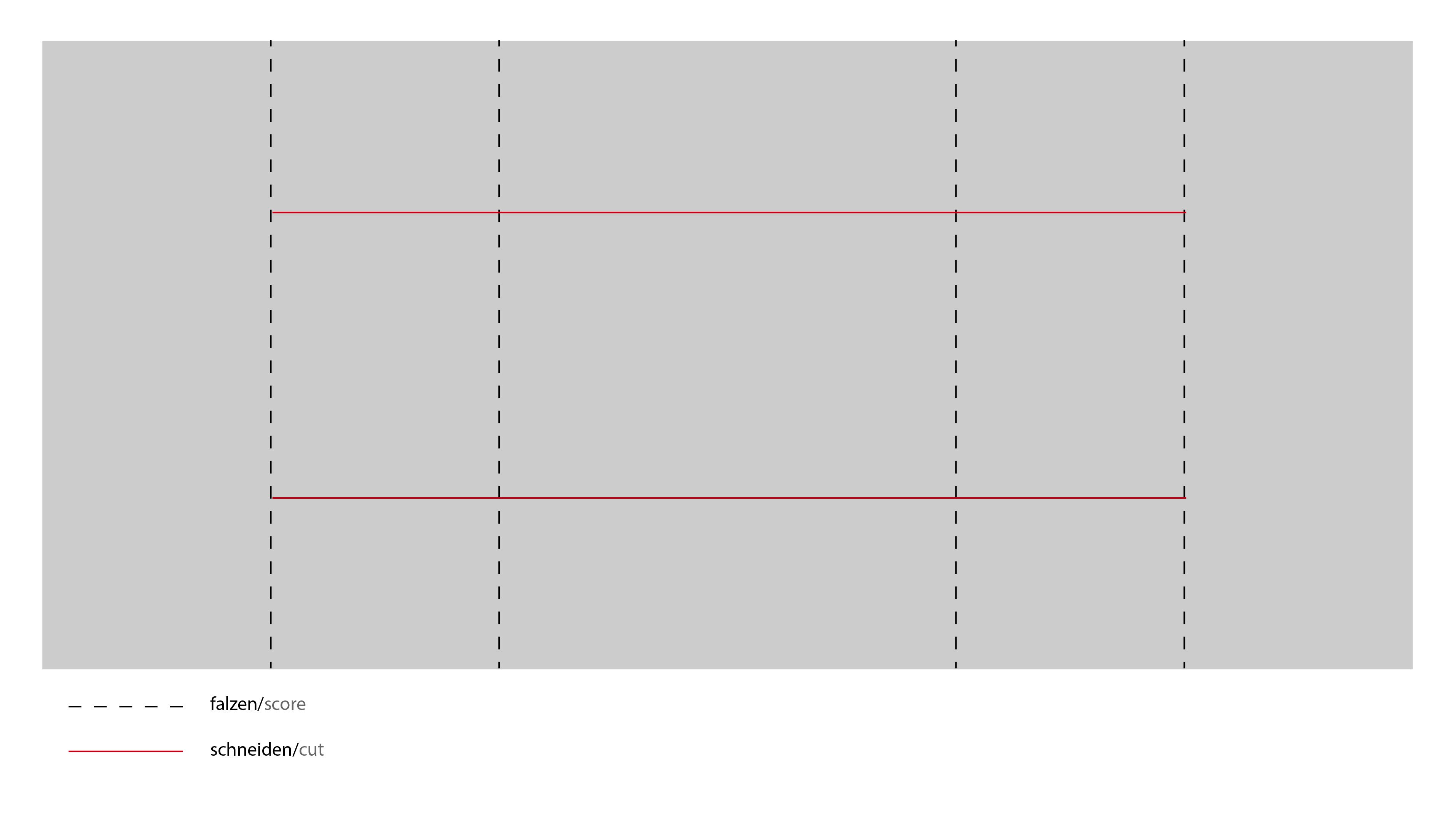 Tri-Fold-Card-Template, annaspaperbox.de,