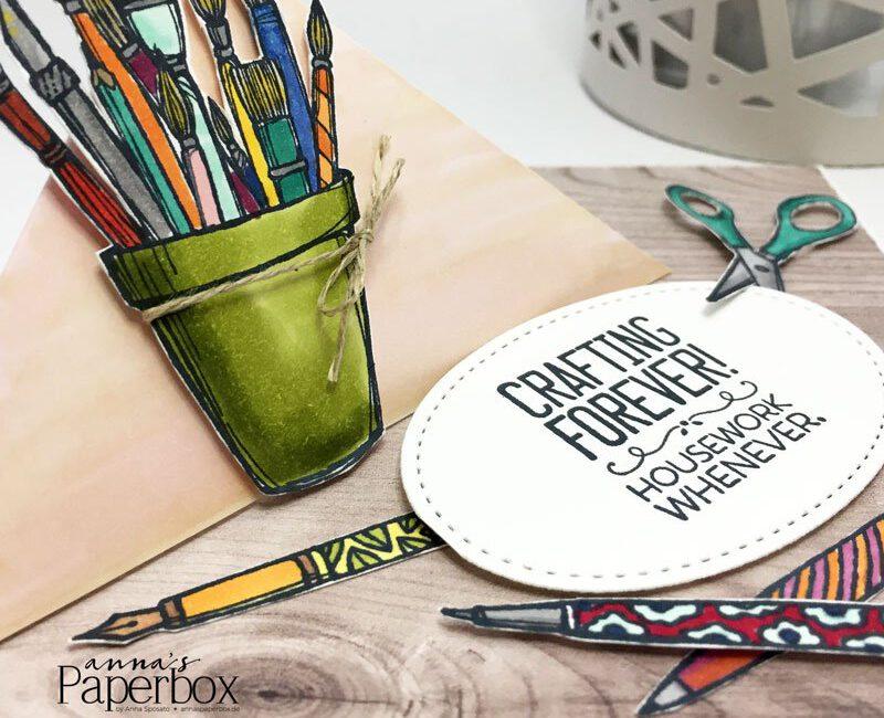 Pootler's Design Team – Crafting Forever Week 1