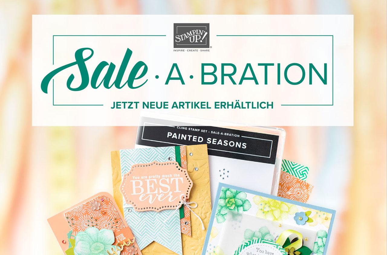 Neue Prämien bei Sale-A-Bration