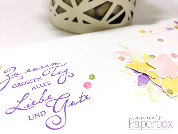InspireINK Blog Hop – Juli 2019 –  Zarte Blüten zur Hochzeit