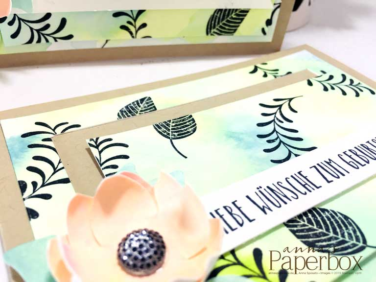Pop of Watercolour – Aquarelltechnik