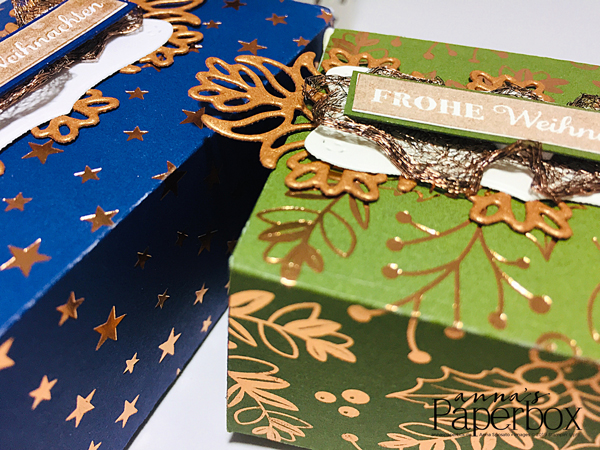 Inspire.Create.Challenge #054 – Christmas Parcels