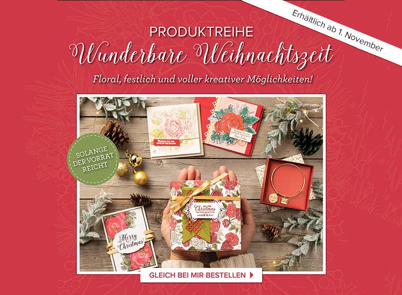 Produktpaket Wunderbare Weihnachtszeit
