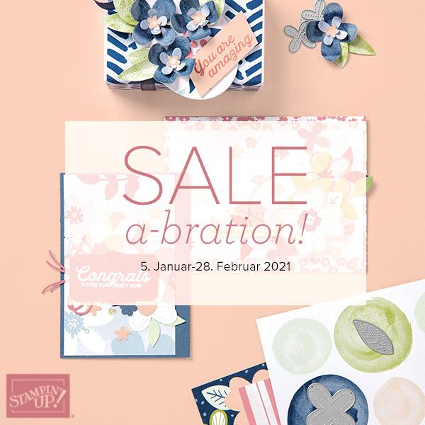Neuer katalog und Sale-A Bration