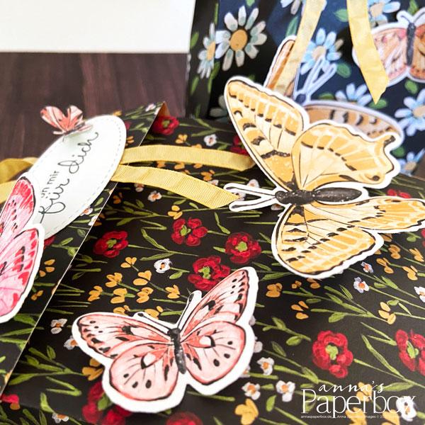 Inspire.Create.Challenge #085 – Butterfly Field/Schmetterlingswiese