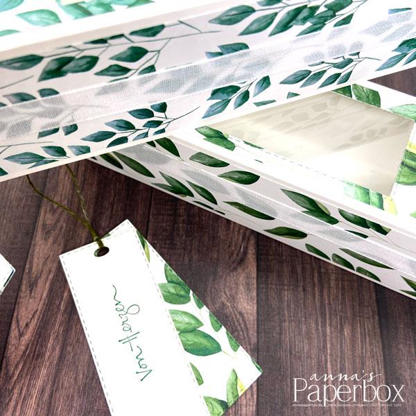 Inspire Ink Blog Hop March– Make a Box