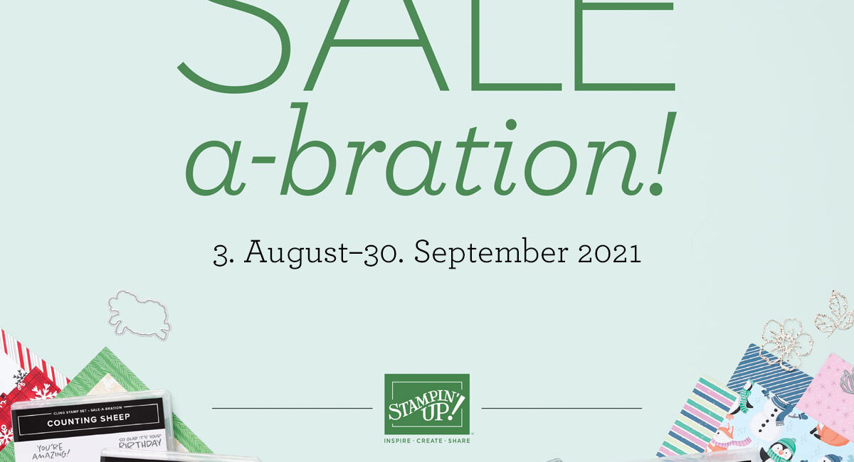Sale-A Bration im Sommer